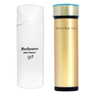 Gold Body Shaver Combo